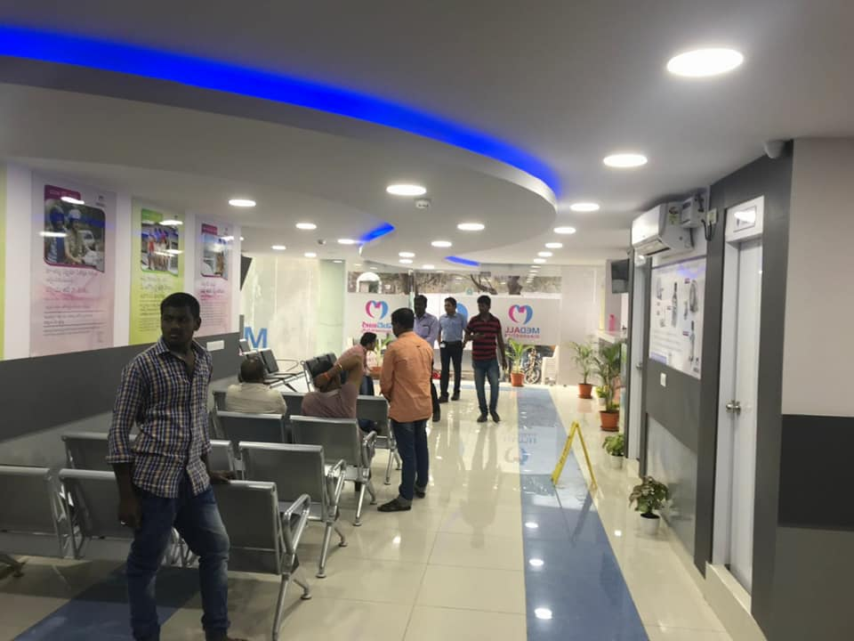 Medall Health Care Center in Visakhapatnam