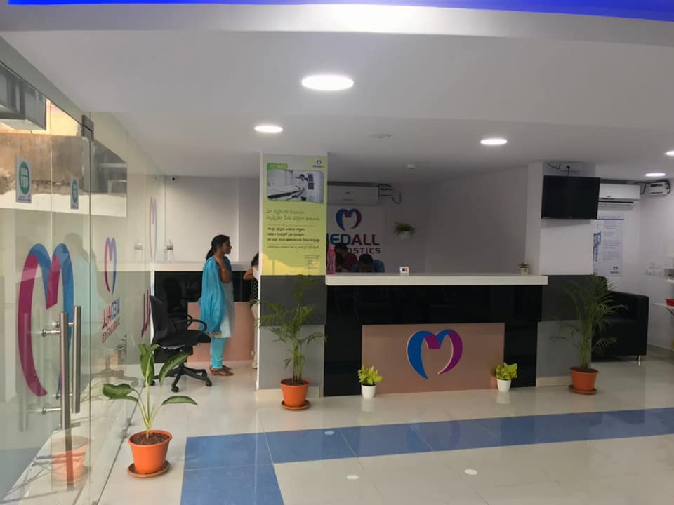 Interiors Designer for Health Center - Siddeshwar Constructions