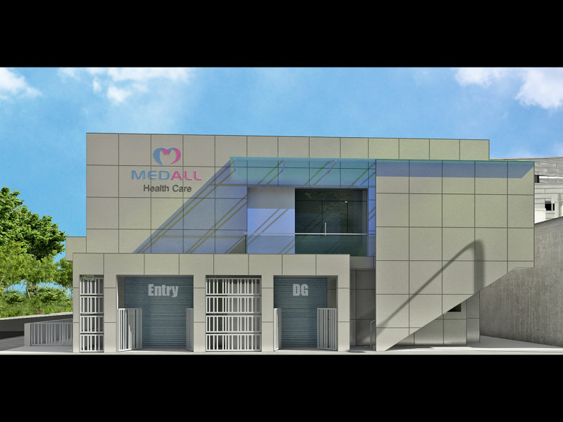 Medall Health Center upcoming projects at Visakhapatnam
