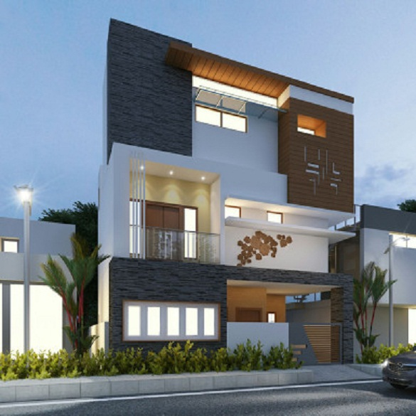 Residential project at Vijayanagar, Bangalore