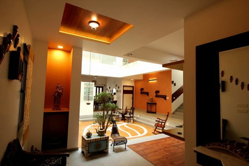 Design and Execution of Residences at Bangalore